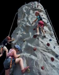 Climbing Wall Mobile Climbing Wall