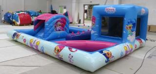 14ft x 17ft Shimmer & Shine Playzone