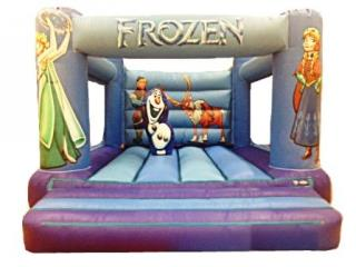 12ft x 15ft Ice Princess 3D Bouncer