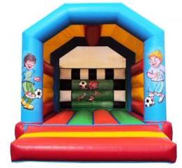 12ft x 18ft Football Bouncy Castle