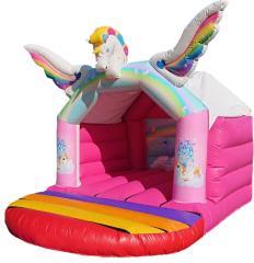11ft x 16ft Unicorn Bouncy Castle