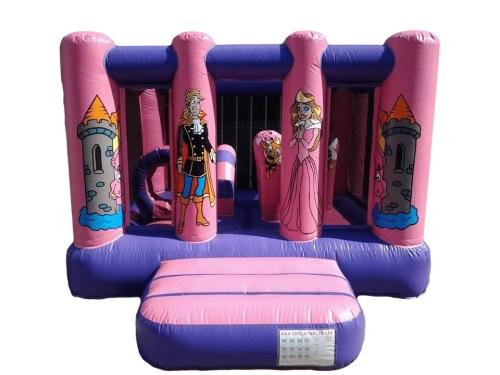 10ft x 10ft Princess Mini Bouncer