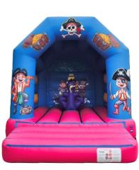 12ft x 15ft Pirate Bouncy Castle