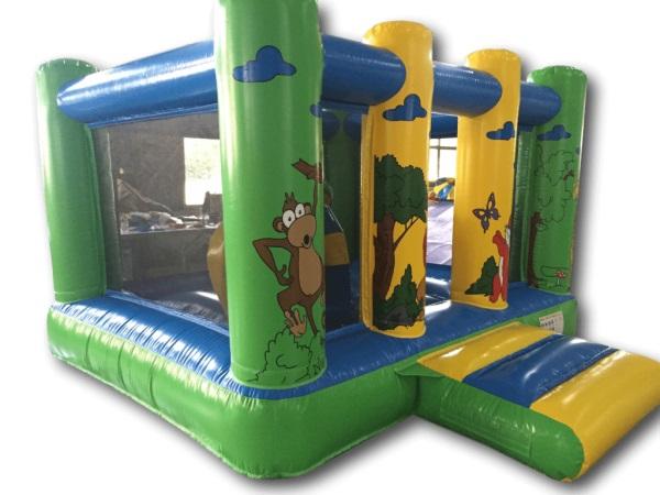 10ft x 10ft Jungle Mini Bouncer