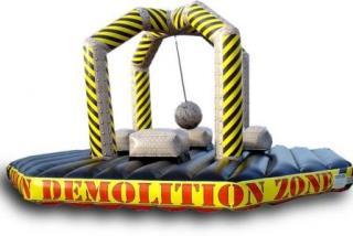 Demolition Wrecking Ball