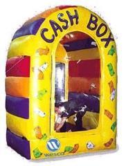 Inflatable Cash Grabber